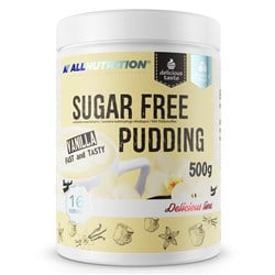 Sugar Free Pudding Vanilla