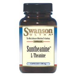 Suntheanine L-Theanine  - 60 kap.