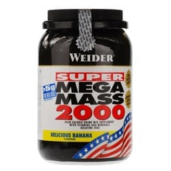 Super Mega Mass 2000 - 4500g