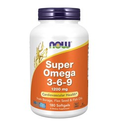 Super Omega 3-6-9 - 180softgels