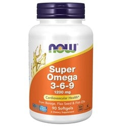 Super Omega 3-6-9 - 90softgels
