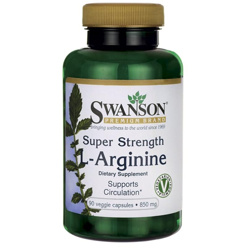 Swanson Super Strength L-Arginine