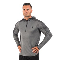 Supervent 1/4 Zip Hoody Dark Grey - 1szt