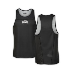 Tank-top męski Black