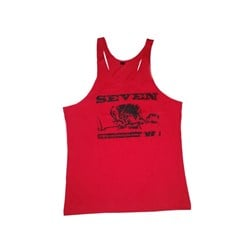Tank Top Red - 1szt