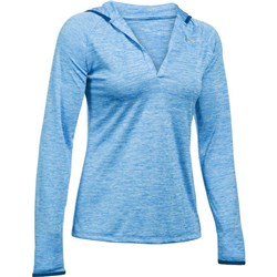 Tech LS Hoody Blue - 1szt