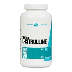 Tested L-Citrulline - 240kap