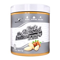 That's the Almond Butter Crunchy - 1000g