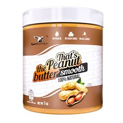 That's the Peanut Butter Smooth - 1000g