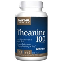 Theanine 100 - 60veg caps
