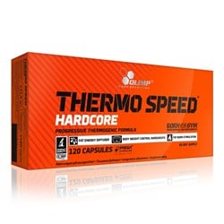 Thermo Speed Hardcore - 120caps
