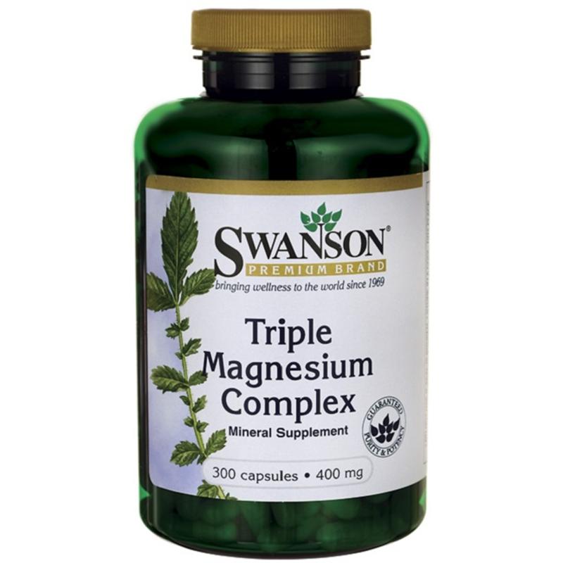 Swanson Triple Magnesium Complex