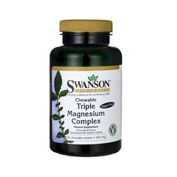 Triple Magnesium Complex - 60chewable tab
