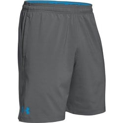UA Hitt Woven Short Dark Grey