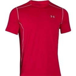 UA Raid Shortsleeve Red