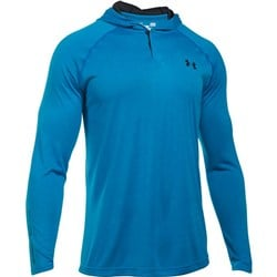 UA Tech Popover Henley Light Blue - 1szt