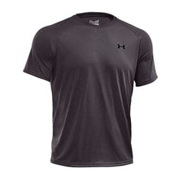 UA Tech Short Sleeve Grey - 1szt