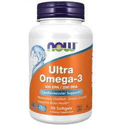 Ultra Omega-3 - 90 softgels