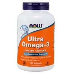 Ultra Omega-3 - 180softgels