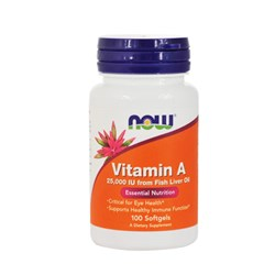 Vitamin A - 100softgels