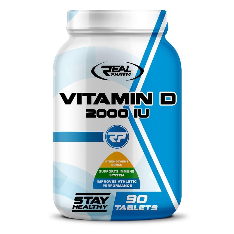 Real Pharm Vitamin D