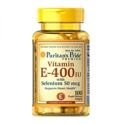 Vitamin E-400 IU with Selenium