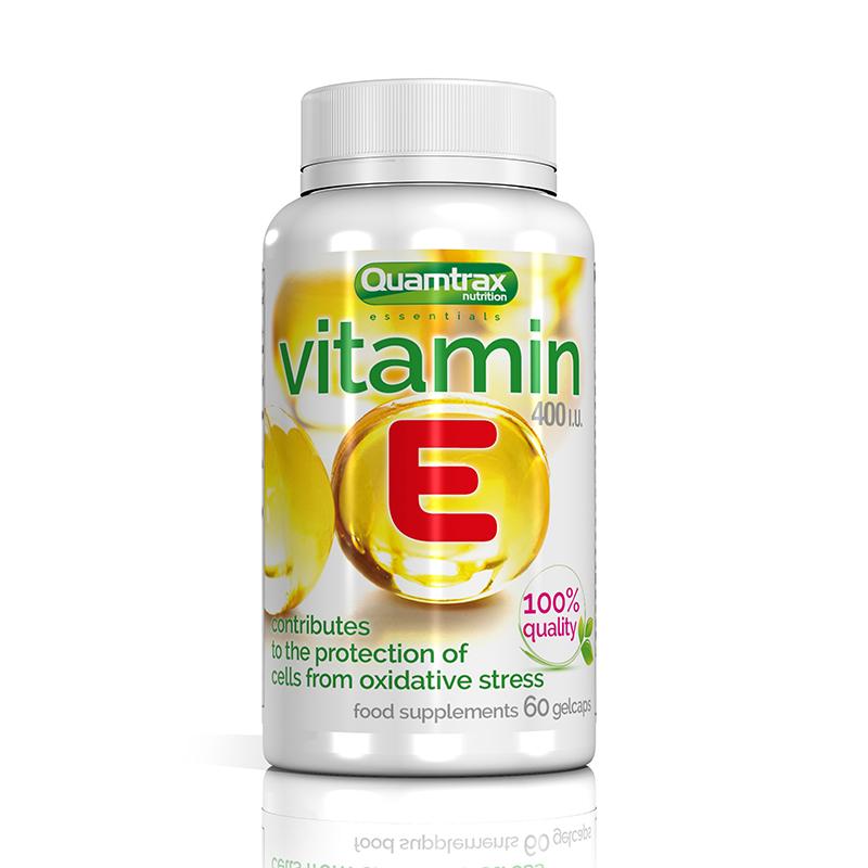 Quamtrax Vitamin E