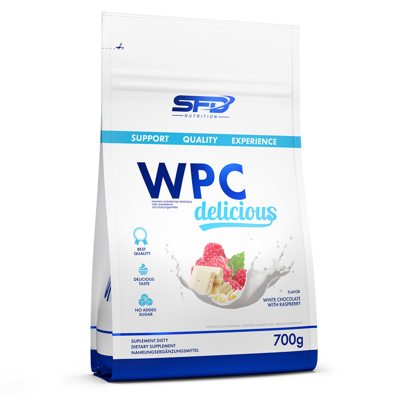 SFD NUTRITION WPC Delicious Protein
