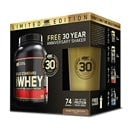 Whey Gold Standard 100% Limited Edition