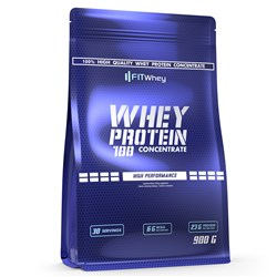 Whey Protein 100 Concentrate - 900g