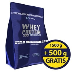 Whey Protein 100 Concentrate - 2000g