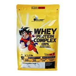 Whey Protein Complex 100% Edition Dragon Ball