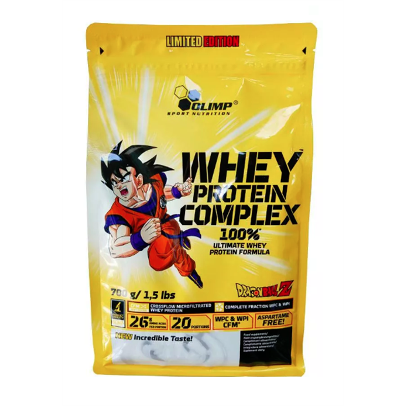 Olimp Whey Protein Complex 100% Edition Dragon Ball