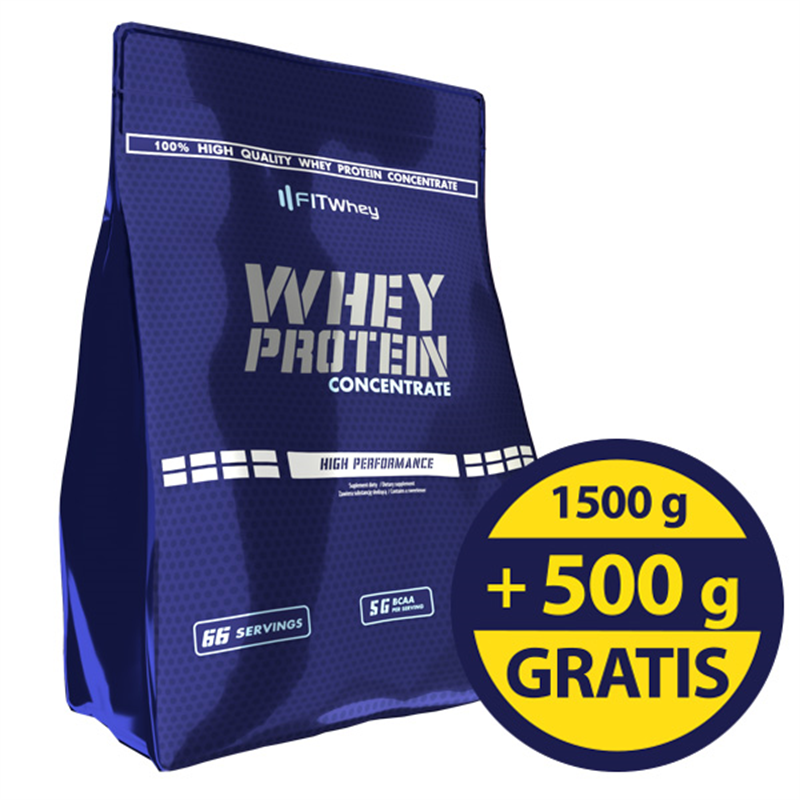 FitWhey Whey Protein Concentrate