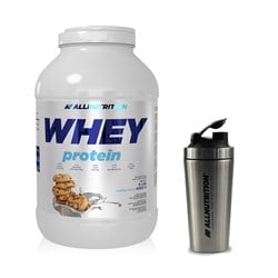 Whey Protein + Shaker