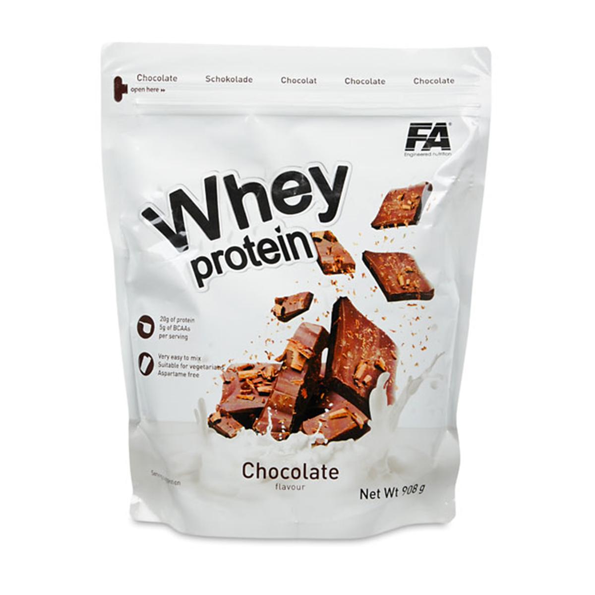 88c5d05dc728 56 PLN • Whey Protein 908g - Fitness Authority • NAJTANIEJ • Sklep SFD