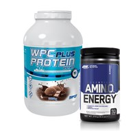 Wpc Protein Plus Limited + Amino Energy