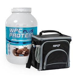 Wpc Protein Plus Limited + Box - 3000g+1szt
