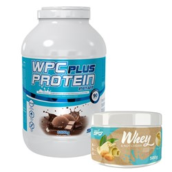 Wpc Protein Plus Limited + Whey & Nut Cream