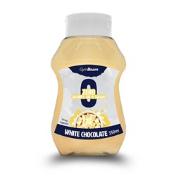 Zero Syrup White Chocolate - 350ml